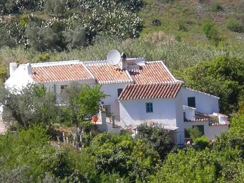 Casa Granadina country cottage, holiday rental in Comares