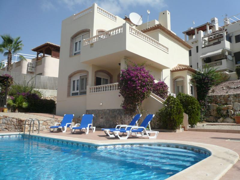 Villa Ramblas with private pool & garden on Las Ramblas Golf Resort