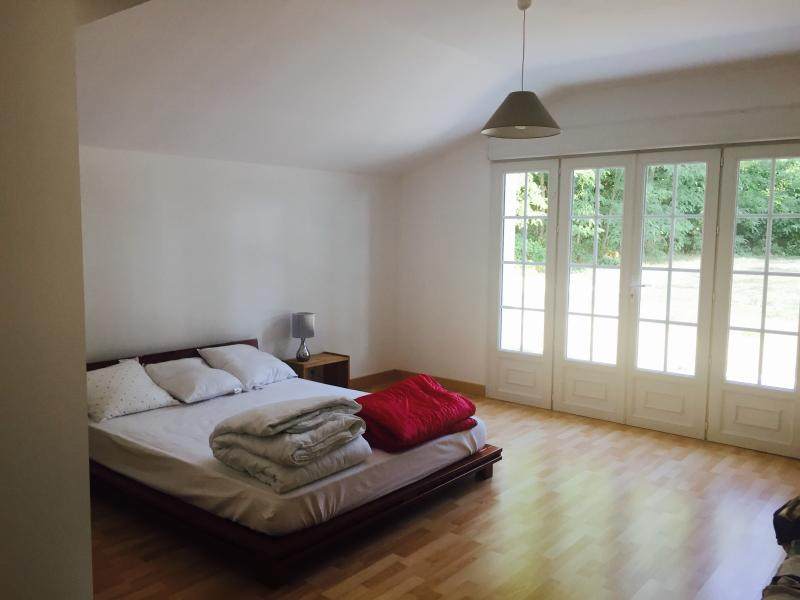maison coeur nature, vacation rental in Saint-Romain-sur-Cher