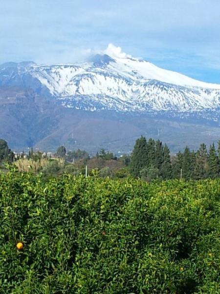 Mt. Voir Etna Maison Sicilia