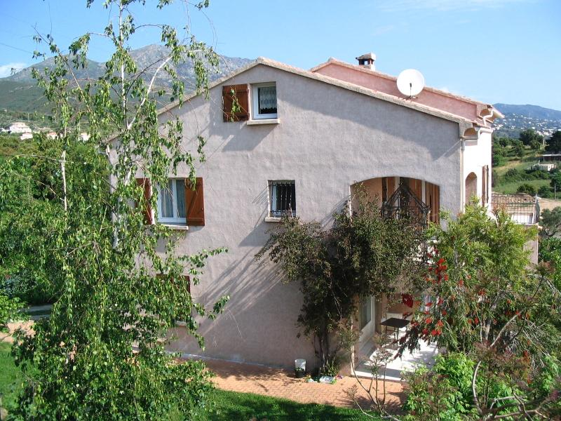 Villa Licciola study