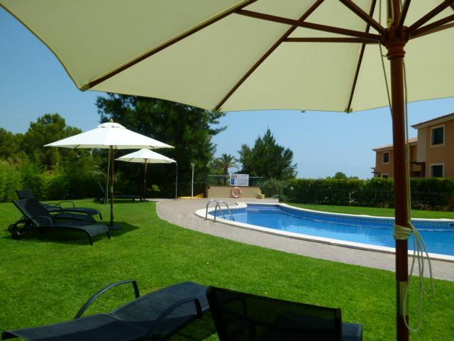Villa in Bonmont golf resort, holiday rental in Falset