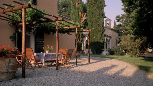 Ancient farmhouse in Maremma - La Pergola, Ferienwohnung in Manciano