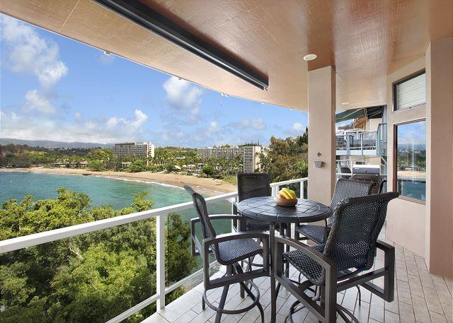 OCEAN FRONT **AC** Closest House to the Water, holiday rental in Lihue