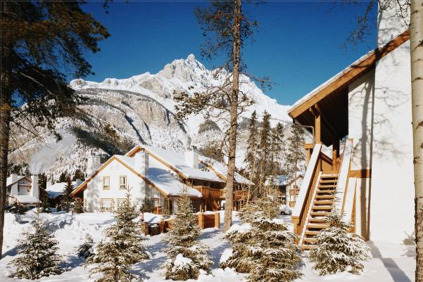 Banff Rocky Mountain Resort: 1-BR Sleeps 4 Kitchen, vacation rental in Banff National Park