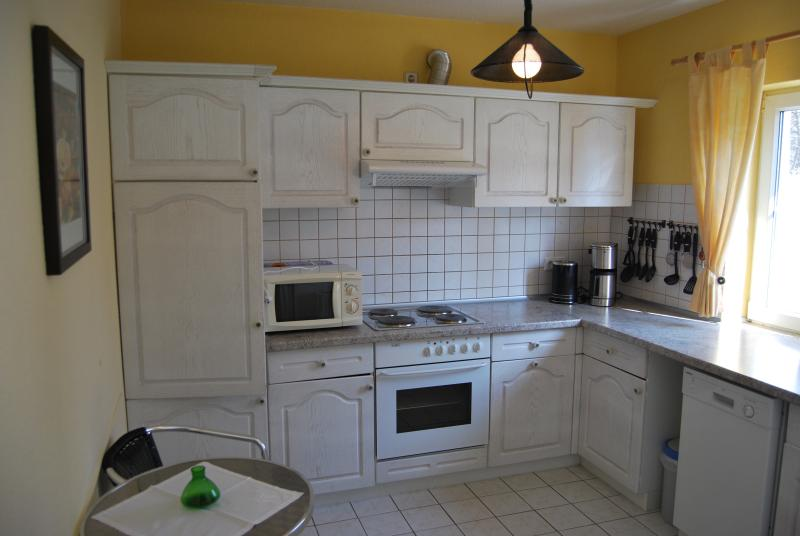 Large kitchen in type C