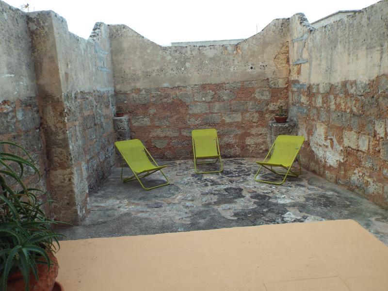 Grottino relax-spazio esterno