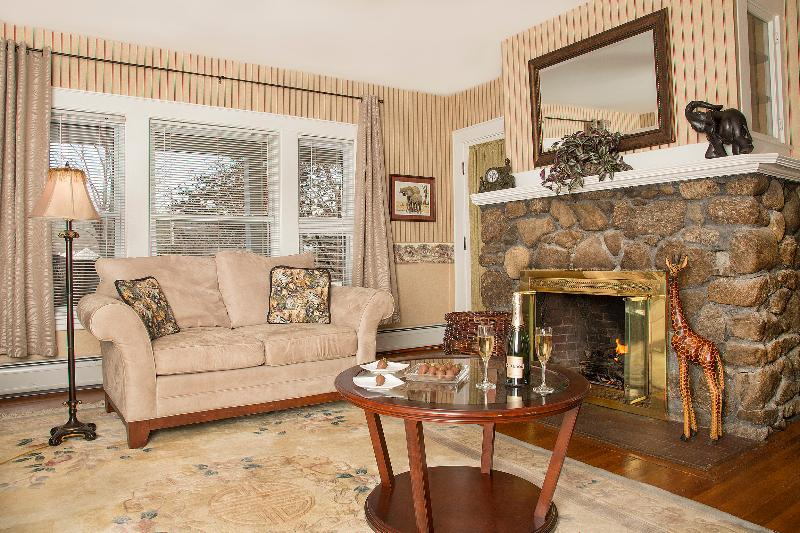 Roosevelt Luxury Suite - spacious sitting room