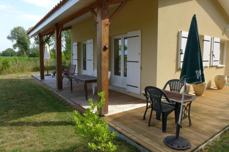 La Petite Cachette, holiday rental in Lesparre-Medoc