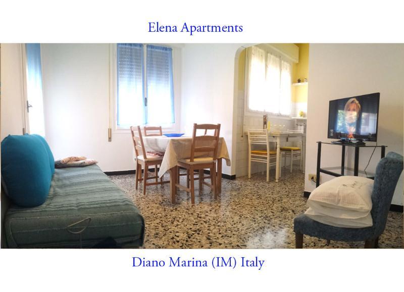 Appartamento a DIANO MARINA, vacation rental in Diano Marina
