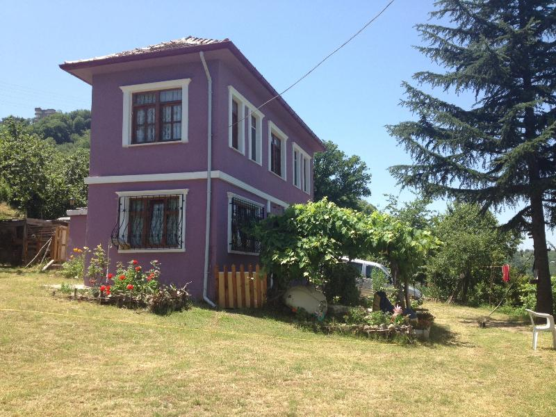 Great Black Sea View Village House, holiday rental in Macka