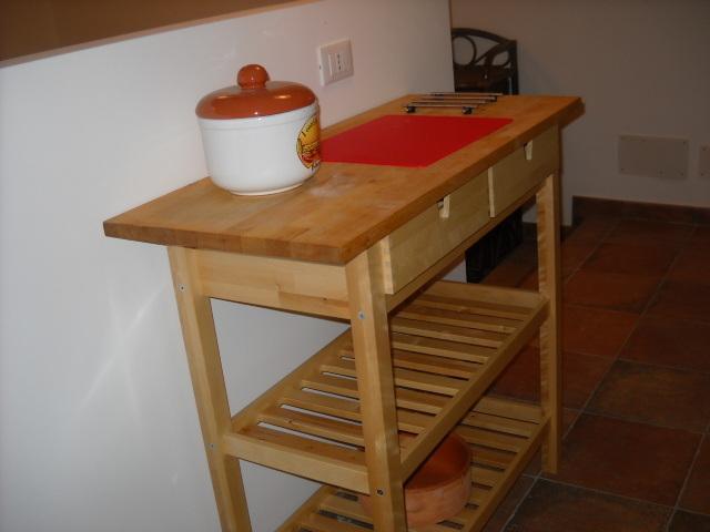 detail od kitchen area