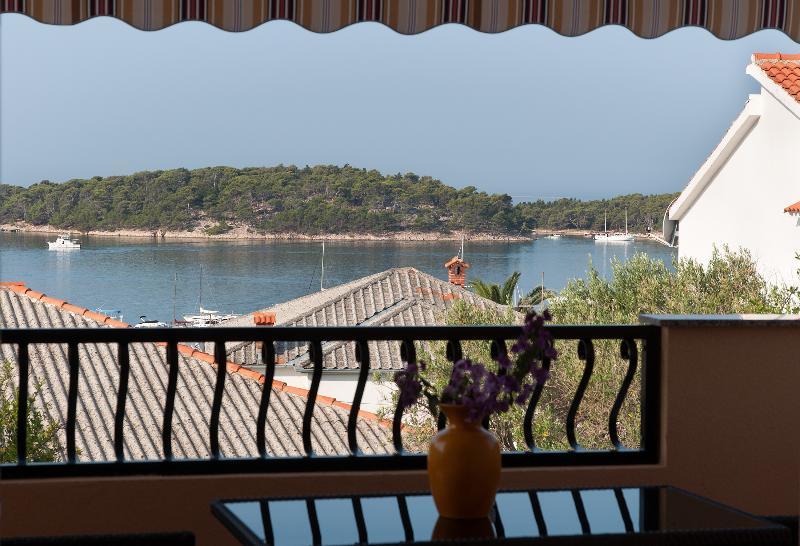 Balcony view!