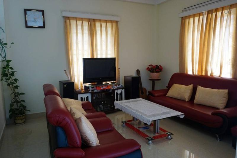 All the room equiped with LCD TV.