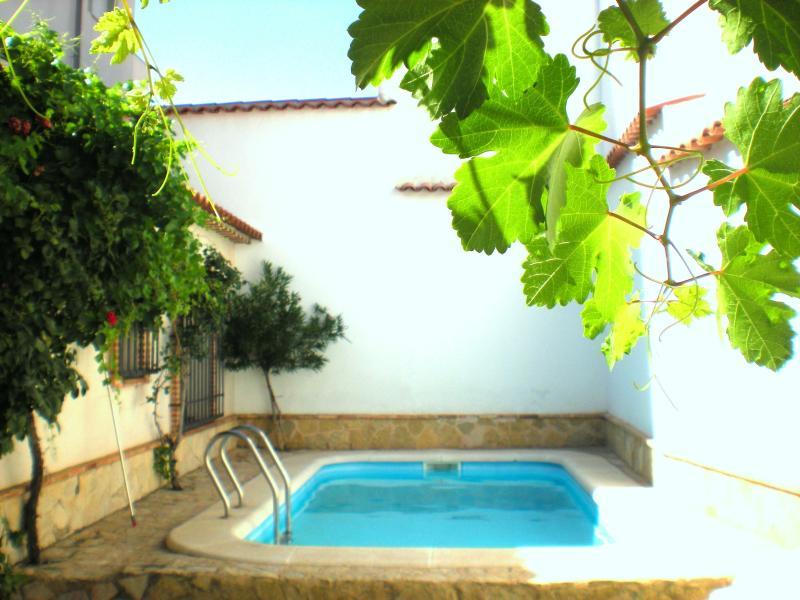 Casa San Antón, alquiler de vacaciones en El Provencio