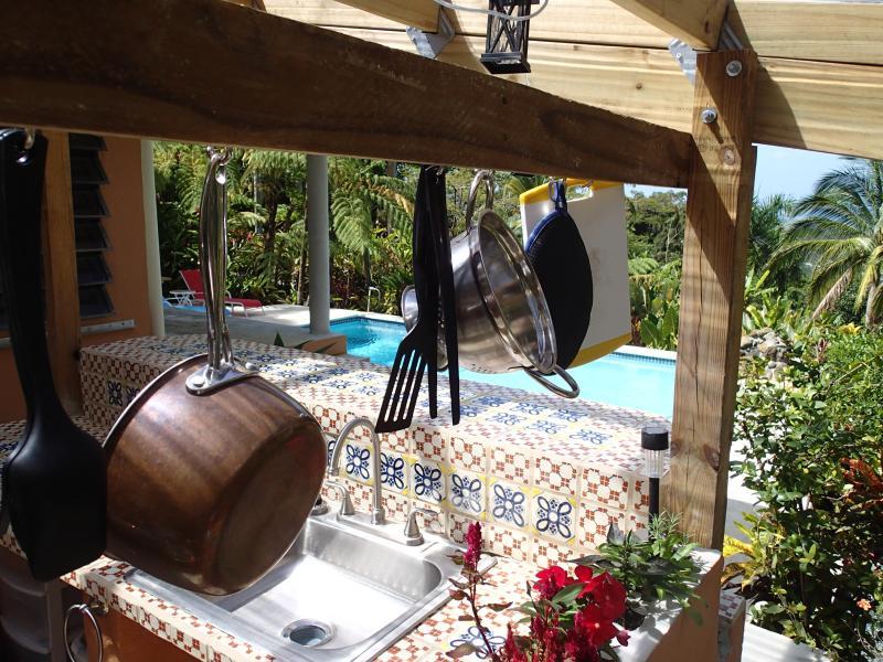 Studio between mountain and sea, vacation rental in Rio Grande