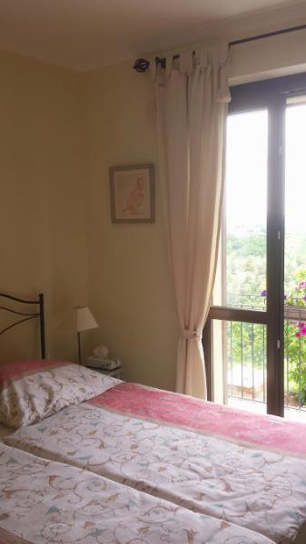 Das Salvia-Zimmer: Schlicht und elegant