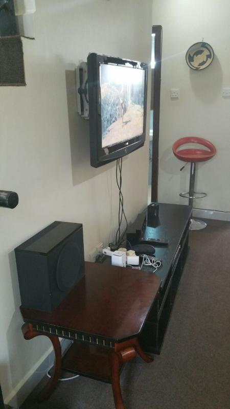 TV, Music and WiFi system