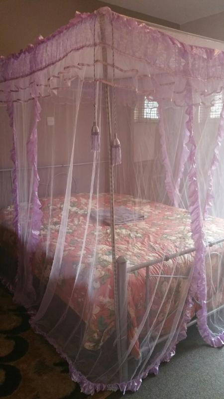 Beds with Bed nets