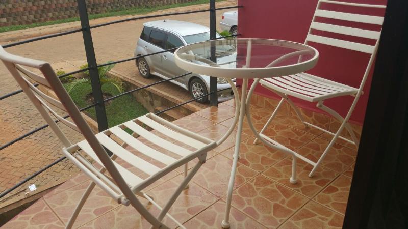 Balcony seats upstairs
