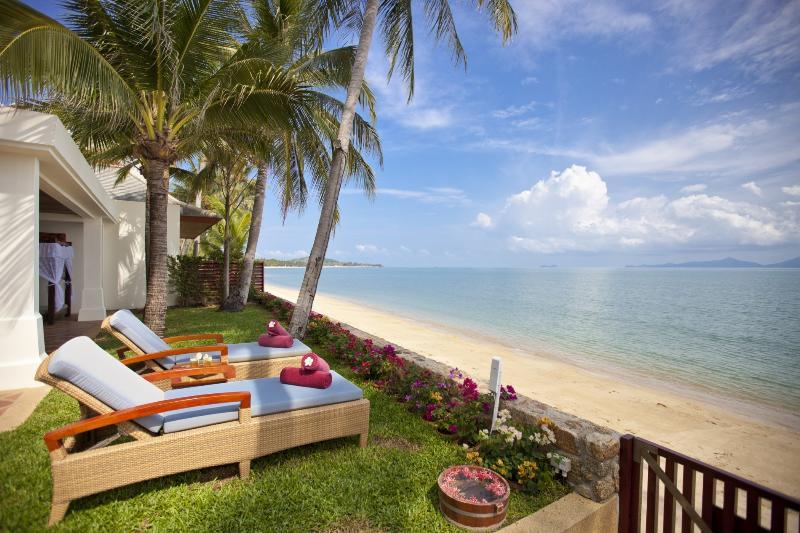 Frangipani Villa Mae Nam Beach