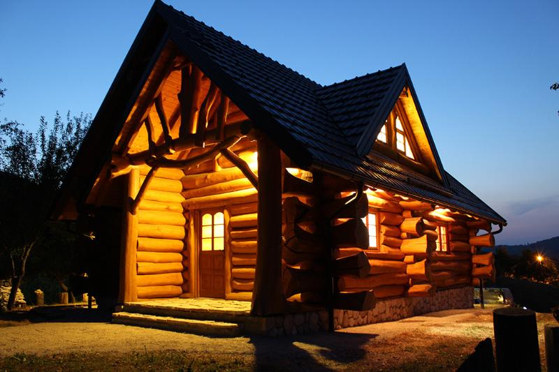 BeaR's LOG, holiday rental in Plitvice Lakes National Park