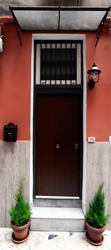 Eingang-Wohnung