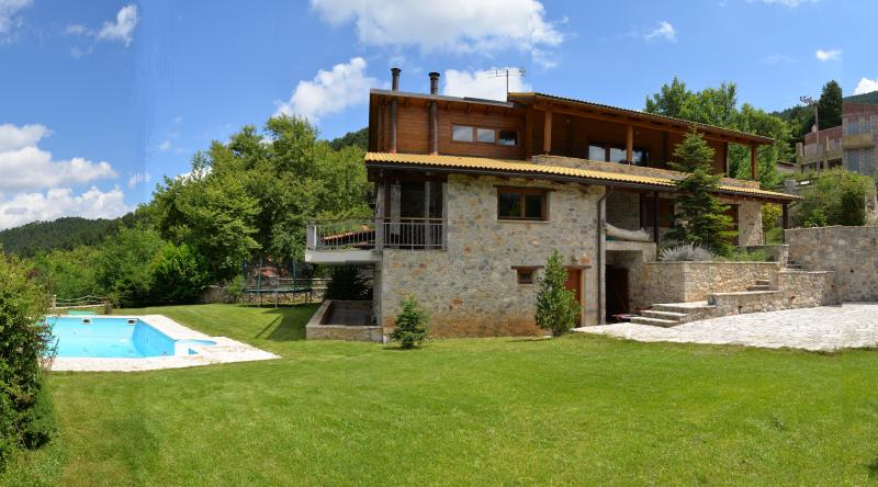 Traditional Luxury villa Parnassos, location de vacances à Arachova