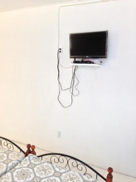 Interior cable TV