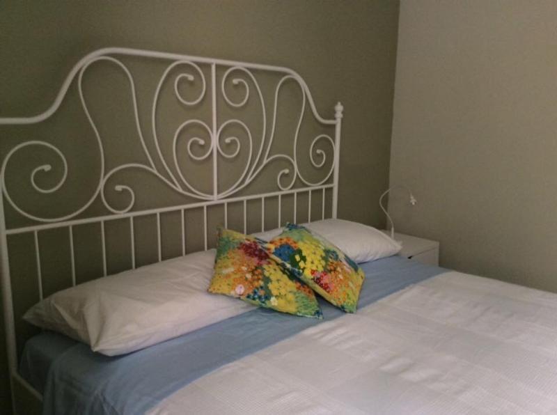 La camera da letto principale
