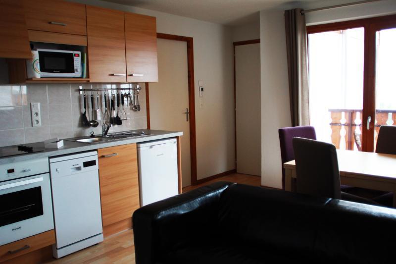 Apartment - 500 m from the slopes, location de vacances à Thollon-les-Mémises