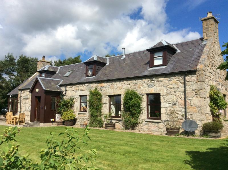 Tullochgorum Lodge, holiday rental in Badenoch and Strathspey