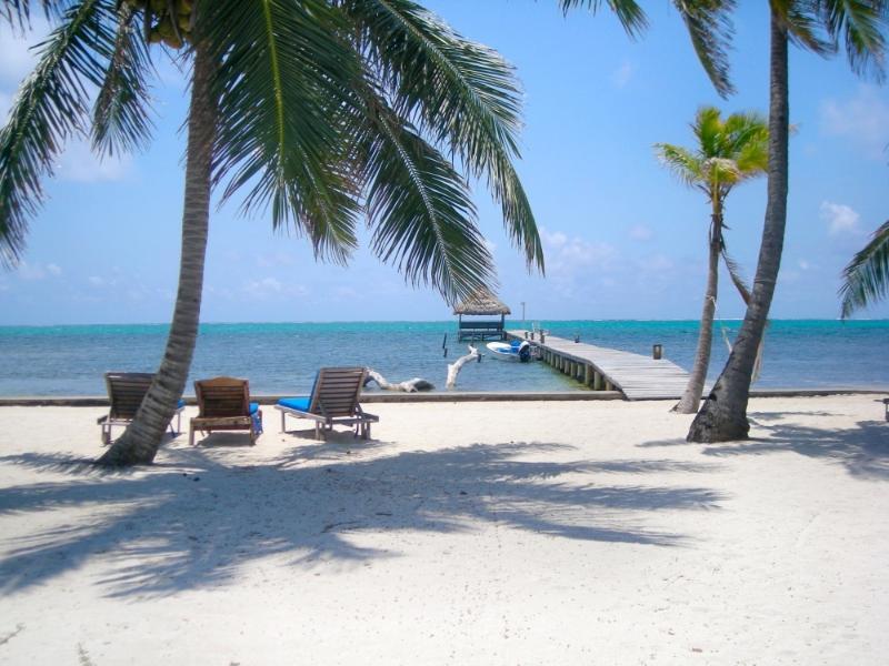 200 feet of white sandy beach