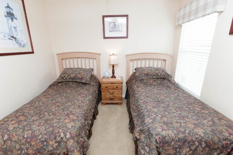 The Twin Bedroom with Lighthouse Theme
