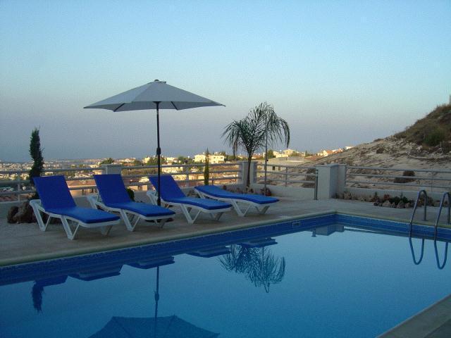 Sea views & Private pool