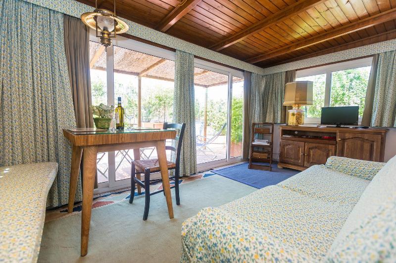 The Salon Bedroom