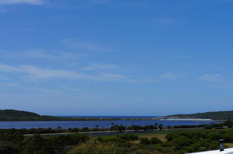 Tatsächliche Veiw von Eagles Nest Ocean Lookout
