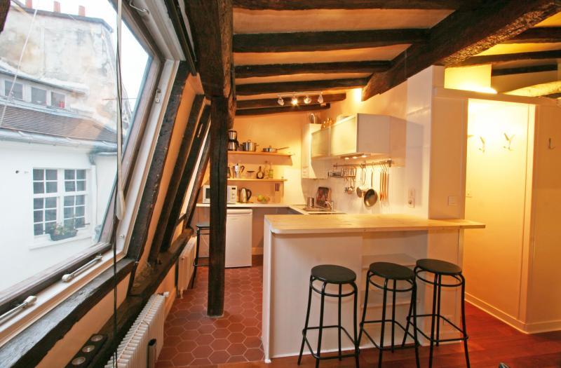 Studio Descartes - Kitchen
