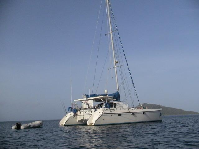 EXPECTATIONS43  CATAMARAN, alquiler vacacional en French Harbour