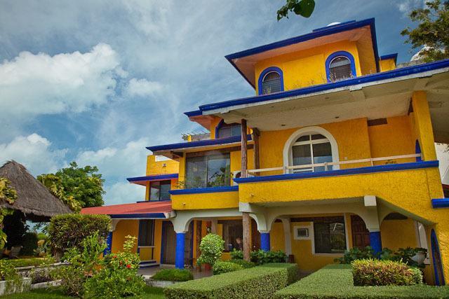 Casa Bonita and Villas, holiday rental in Isla Mujeres