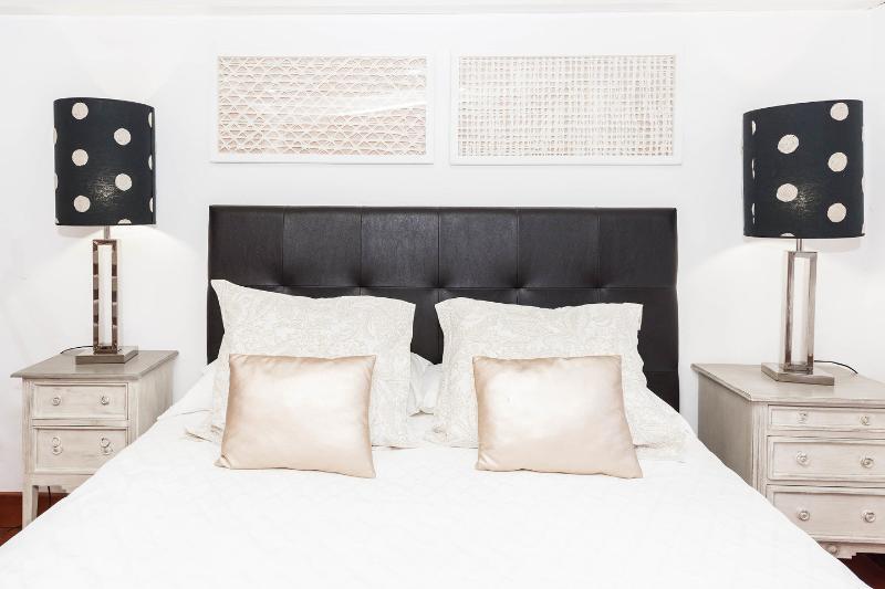 La camera da letto Queen