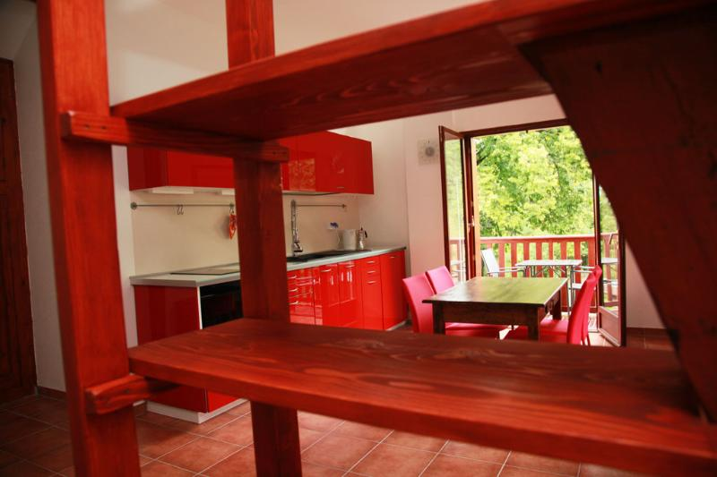 Domaine de St. Mens, holiday rental in La Freissinouse