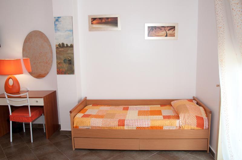Sala Sunbed Orange