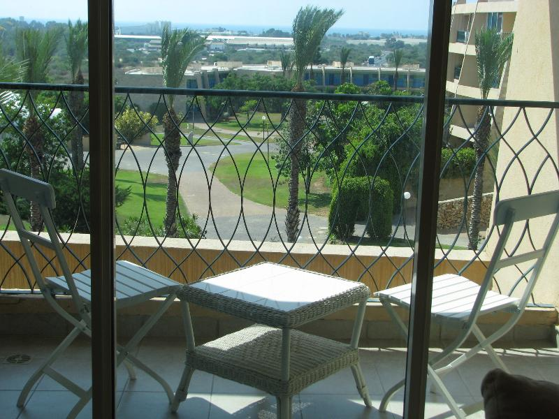 terrace seview apartment 217, vacation rental in Hadera