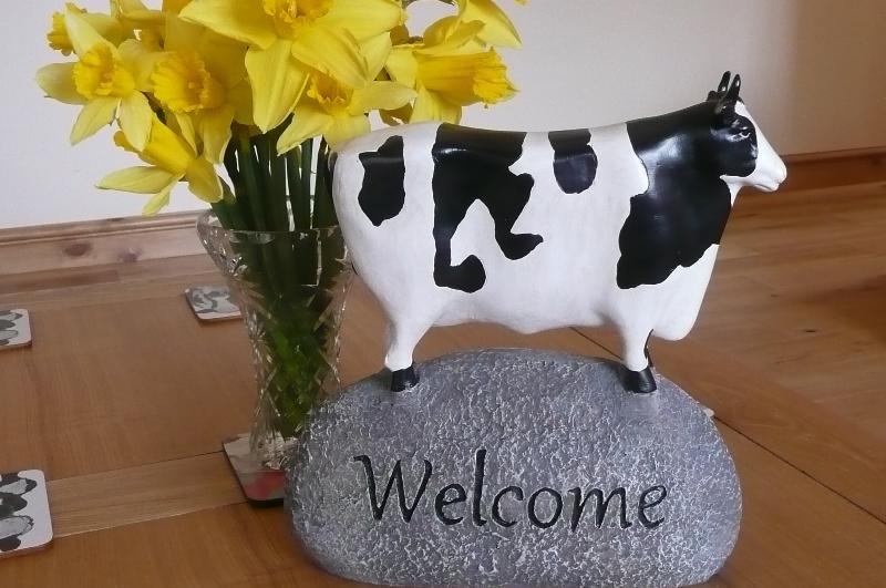 Bem-vindo ao celeiro de touro