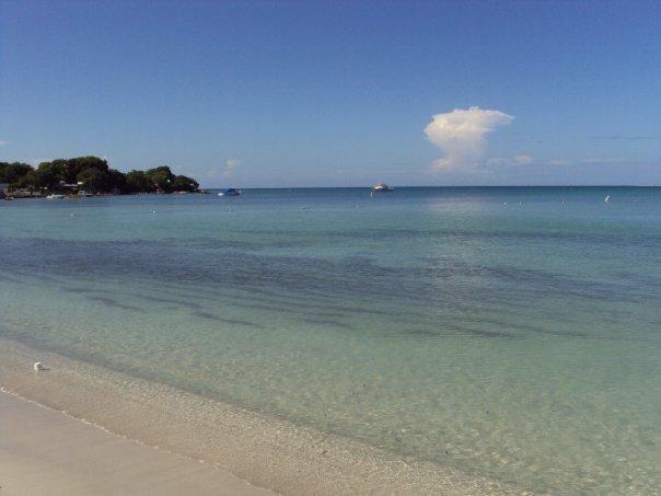 Plage de Playa de Santa.