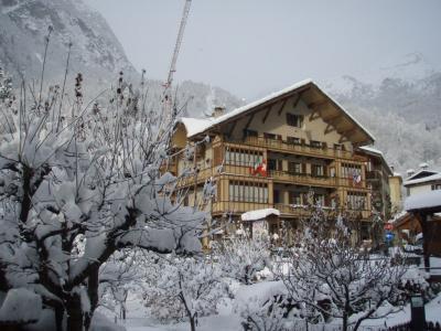 Smitt House a Alagna Valsesia en invierno!!!!