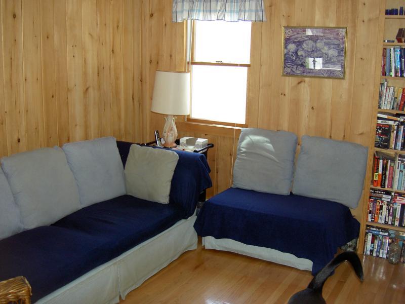 TV-rum med kabel-TV