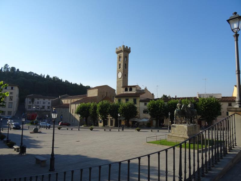 Fiesole35, holiday rental in Trespiano