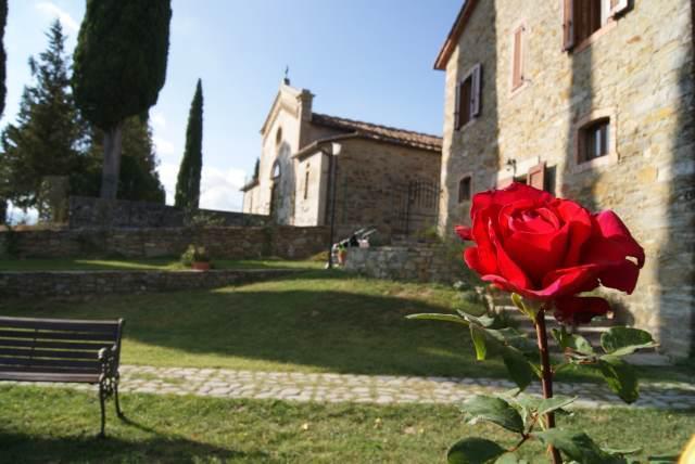 Casa al Moro et l'église de s. Lucia